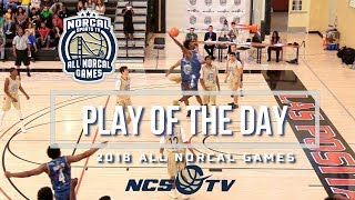 This play might break the internet - tyler williams at 2018 all norcal games