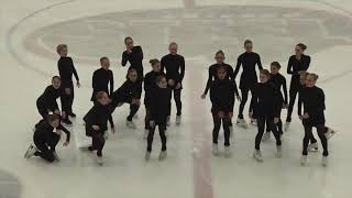 2018 National Theater on Ice Competition  | Junior Choreographic Exercise