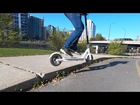 Xiaomi M365 Review - The Truth About World's Best Selling Electric Scooter