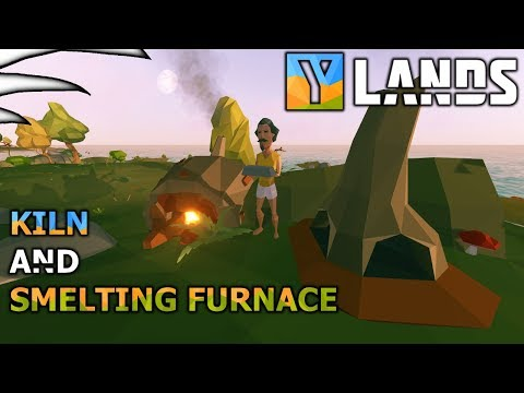 Farming, Kiln and Smelting Furnace | Y Lands | Part 2
