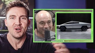 Emmett's Thoughts on Joe Rogan's Thoughts On Tesla's Cybertruck