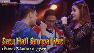 Download Nella Kharisma - SATU HATI SAMPAI MATI   |   OM Sakha Official Video feat Fery