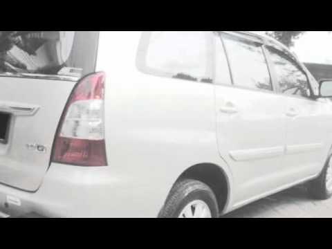 Dijual Mobil Bekas Toyota Grand Innova G 2012 Youtube