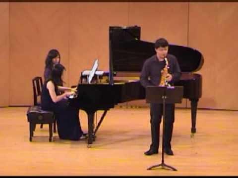 王 裕 文 薩 克 斯 風 獨 奏 會 Yu-Wen Wang Saxophone Recital- Concerto / 協奏曲