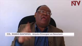 AKASIIMO KU BY'AMAFUTA  Bannakyewa batabukidde gavumenti