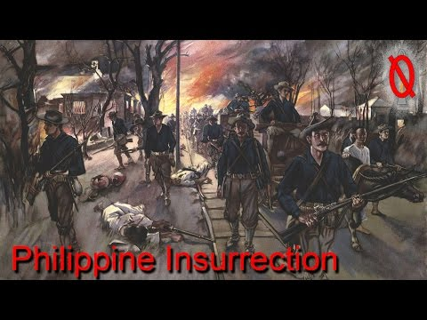 The Philippine Insurrection (1899-1913) and the word 'Boondo