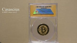 видео Сатори: физические монеты Bitcoin