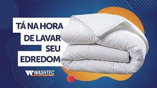 Lavagem e Higienização de Edredons I WASHTEC