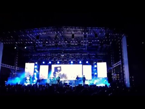 New Order Atmosphere Joy Division at the Day for Night festival