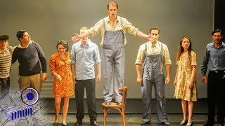 El Gringo: el musical de Tosco