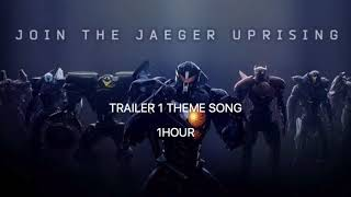pacific rim uprising trailer 1 theme song 1hour