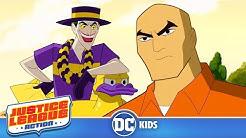 Justice League Action auf Deutsch   Jokers Freier Tag   DC Kids