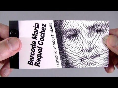Barcode Maria Raquel Cochez Flipbook by Scott Blake