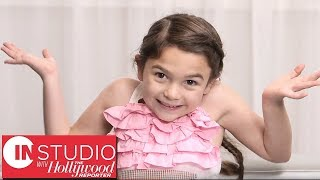 In Studio With Brooklynn Prince: Meet The 7-Year-Old Breakout Star of 'The Florida Project' | THR