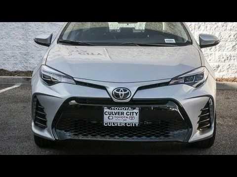 2017 Toyota Corolla SE In Culver City, CA 90232