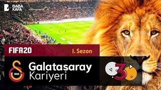 Fifa 20 Karİyer - Galatasaray Karİyerİ  Sezon #1 BÖlÜm #3  - Şampİyonlar Lİgİnde