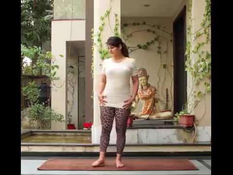 yoga and exercisesyogini anupriyahealthed  with