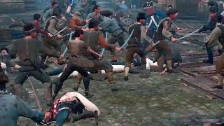 Assassins Creed Unity - French Revolution - Storming Bastille