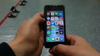 freeze  IOS 11 on iphone se/Лаги iOS 11 на iphone se