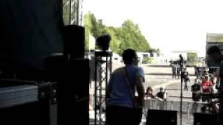 Times New Romance - Videoblog SpackFestival (31/08/09)