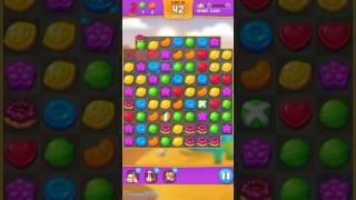 Lollipop: Sweet Taste Match 3 Walkthrough Complete Level 24 screenshot 1