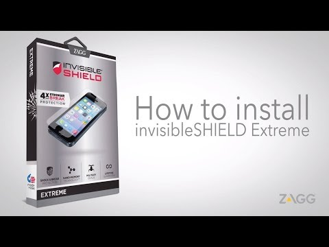 invisibleSHIELD EXTREME - Installation Walkthrough