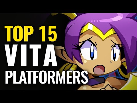 Top 15 Best PlayStation Vita Platformers Of All Time