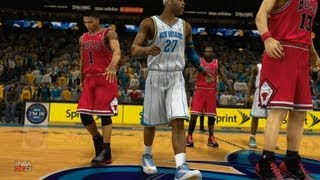 NBA 2K13 My Career - Derrick Rose Dominates