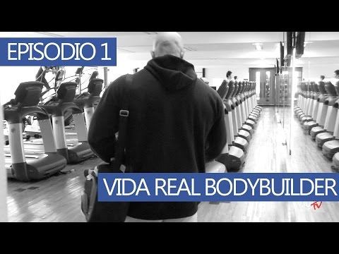 VIDA REAL BODYBUILDER | PRE CONTEST | BIG MAFRA