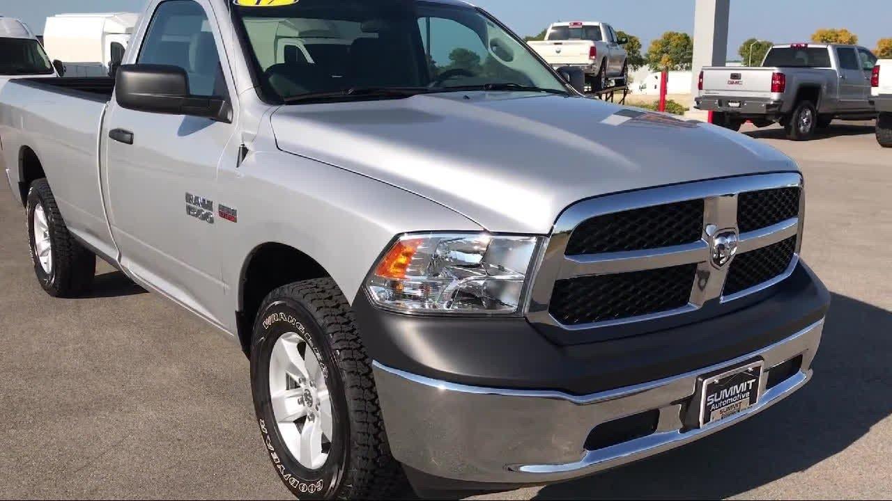 2017 Dodge Ram 1500 4x4 Regular Cab Tradesman: Regular ...