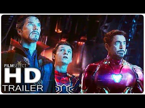 The Avengers: Infinity War (Trailer 1)