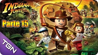 LEGO Indiana Jones - Capitulo 15 - Huida en Motocicleta - HD 720p