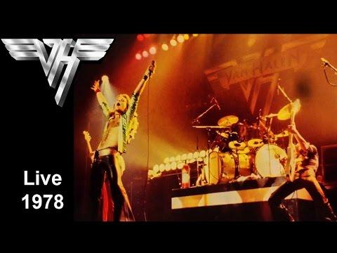 Van Halen  Live Manchester 1978  Youtube