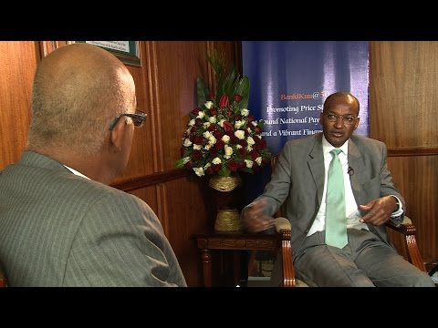 An Interview with Central Bank of Kenya Governor, Patrick Njoroge @njorogep  @CbkKenya #Mindspeak