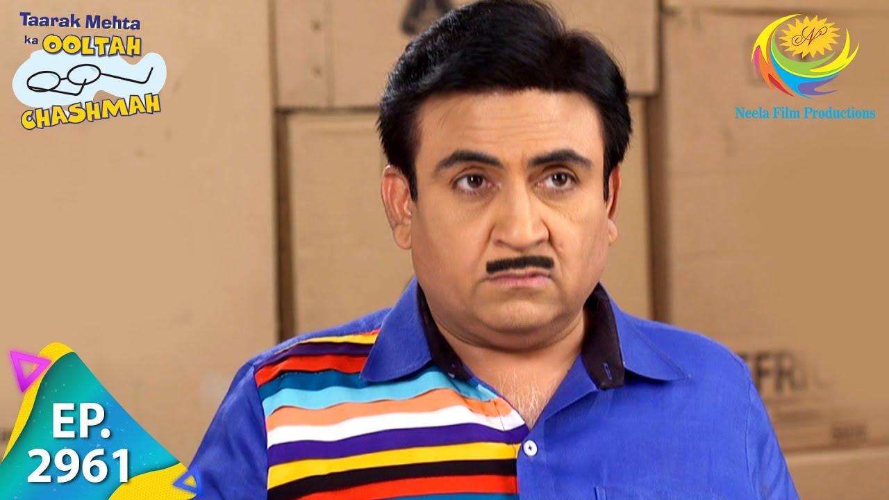 Download Taarak Mehta Ka Ooltah Chashmah - Episode 2961 - Full Episode