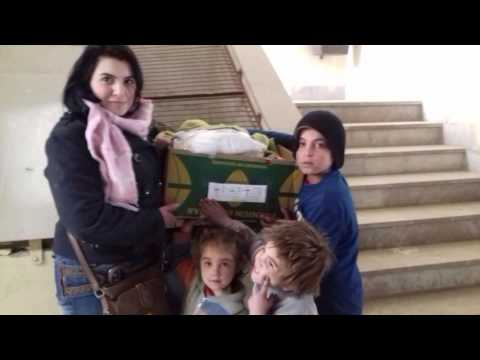 Voices of Aleppo: Samara's Aid Appeal