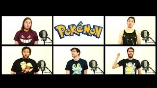 POKEMON THEME SONG (Ft. SMOSH)