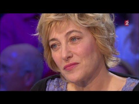 Valeria Bruni Tedeschi & Bruno Dumont  On n'est pas couché à Cannes 21 mai 2016 ONPC