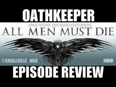 """Game of Thrones Season 4 """"Oathkeeper"""" FULL Episode Review *Podcast (18+Mins)"""