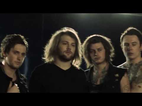 """Asking Alexandria - The Making of """"The Death of Me"""""""