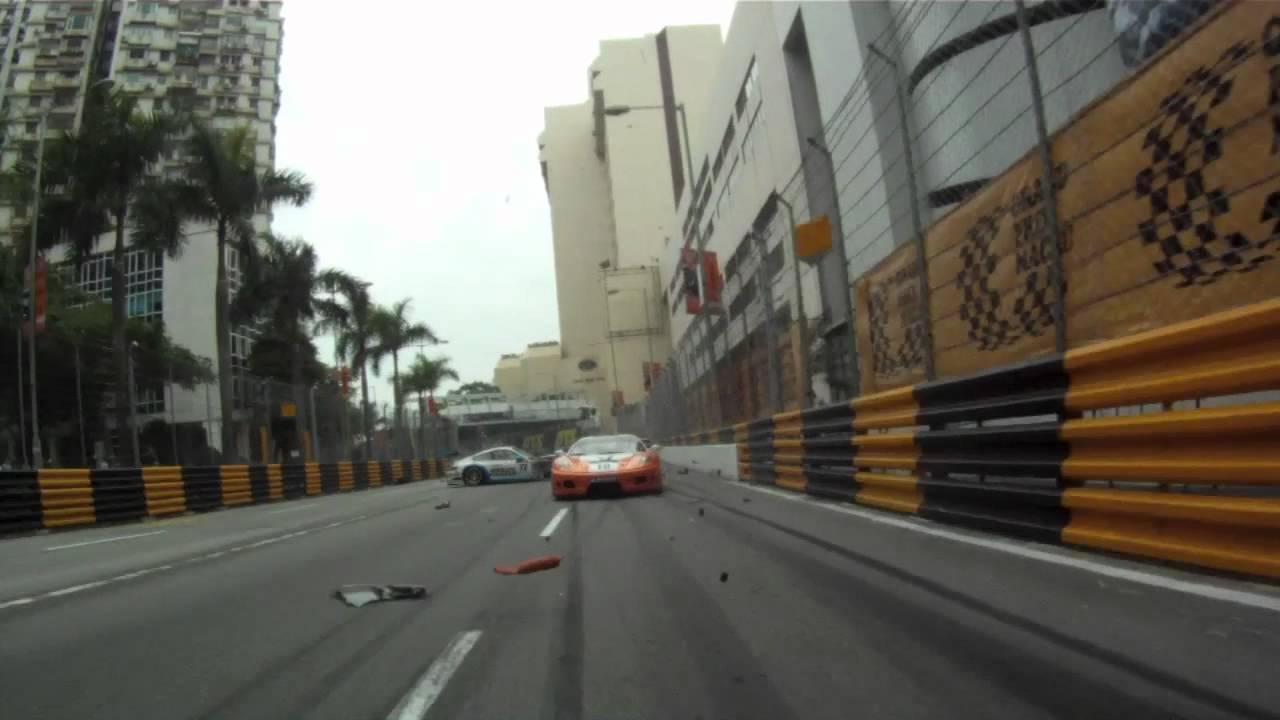 Macau Crash