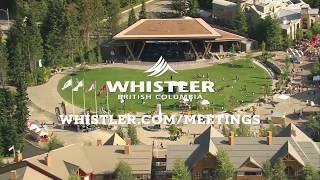 The Art of Meetings in Whistler