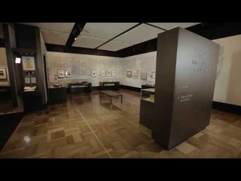 Unearth treasures at the National Library of Australia (15sec)