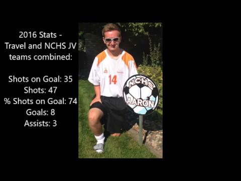 Aaron Martin 2016 Soccer Highlights