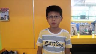 Children Testimonial 2