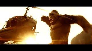 Kong: Skull Island | Kong Vs Helicopters [2017]