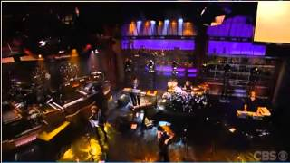 Скачать Depeche Mode Soothe My Soul Live On Letterman 11 03 2013