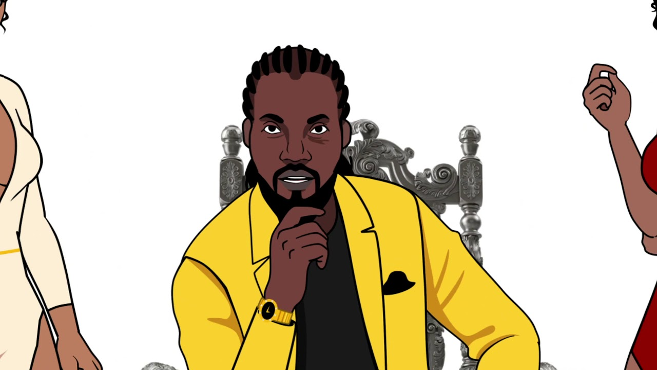 Mavado - Flammable (Official Animation)