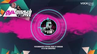Cover images Dhrogam - Official Remix by DJ VIM (Singapore)