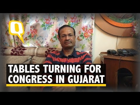 Tables Are Turning Quite Fast for the Congress in Gujarat